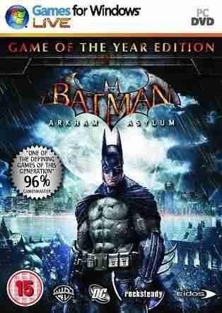 Descargar Batman Arkham Asylum Game Of The Year Edition [MULTI9][PROPHET] por Torrent
